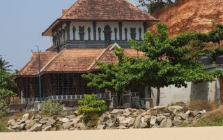 Retreat i Varkala Kerala Indien